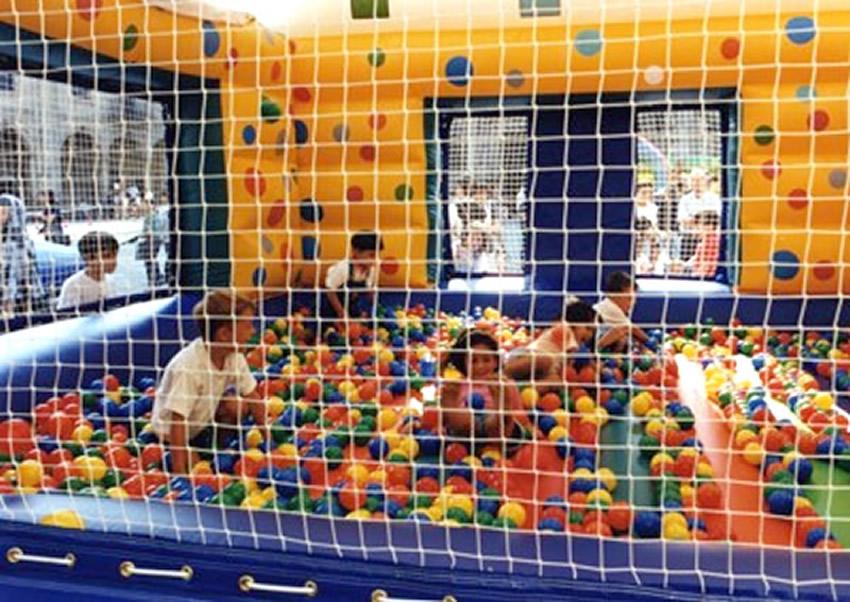 Casa de bolas -atracciones-mariapark