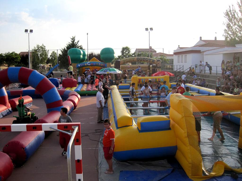 Parque Infantil Personalizado Atracciones MARIAPARK