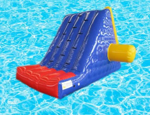 Rocódromo para piscina