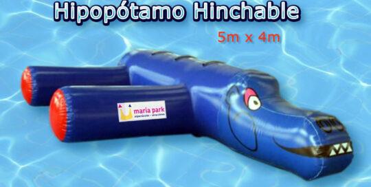 HIPOPÓTAMO 5X4